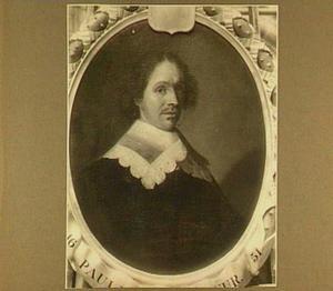 Portret van Paulus Verschuur (1606-1667)