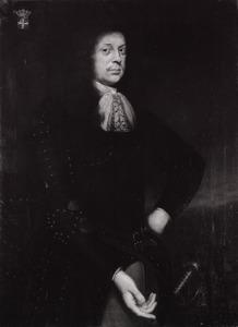 Portret van Gerlach van der Capellen (1627-1685)