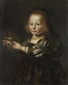 Geertruyt Spiegel (1635-1662) als het Gevoel