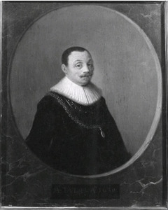 Portret van Maarten Harpertsz. Tromp (1598-1653)