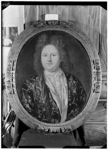 Portret van Jan Baptist Barchman Wuytiers (1665-1711)