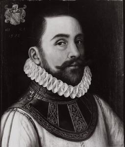 Portret van Jacques van Coudenhoven (?-1594)