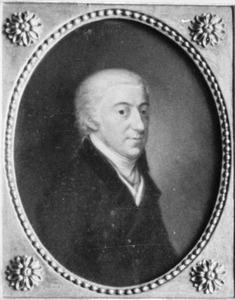 Portret van Francois Pierre Guillaume Schuylenburch (1767-1818)
