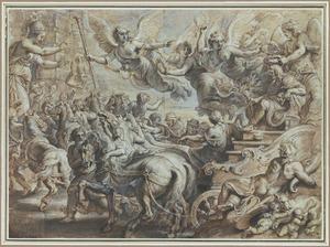 De triomf van Scipio Africanus Maior