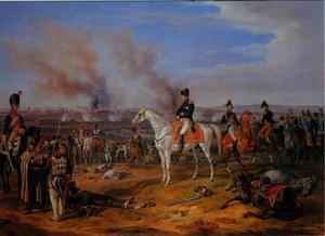 Napoleon I voor Regensburg