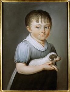 Portret van Elcke Schetsberg (1810-1880)