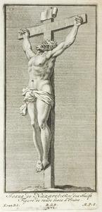 Christus aan het kruis (pl. XVI)