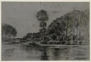 Isolated tree on the Gein: compositional study