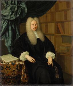 Portret van Cornelis Backer (1693-1775)
