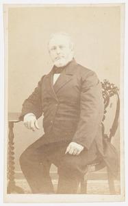Portret van mogelijk Kruseman