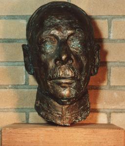 Portret van Jan Jacob Gerard Beelaerts van Blokland (1909- )