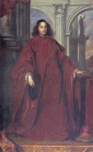 Portret van een Venetiaanse magistraat