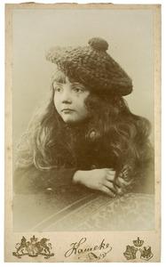 Portret van Dieuwke Baukje Beucker Andreae