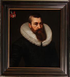 Portret van een man, waarschijnlijk Adriaan Valckenier (1586-1654)