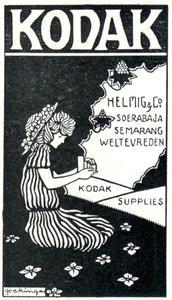 Advertentie voor KODAK