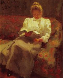 Portret van Susanna Cornelia Gey van Pittius (1870-?)
