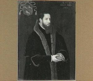 Portret van Frans de Witt (1516-1565), echtgenoot van Lidewij van Beveren (1522-1557)