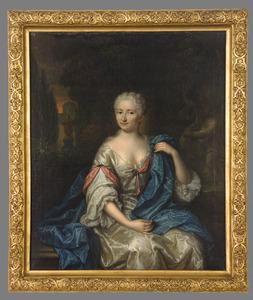Portret van Jacoba Maria van Wassenaer van Duvenvoorde (1709-1771)