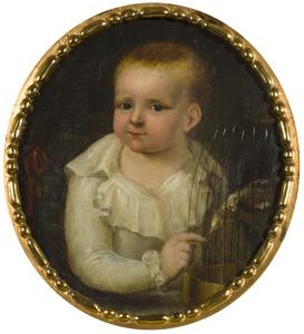 Portret van Matthias Alexander Heereman (1789-1854)