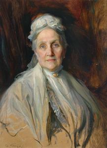 Portret van Louise Wilhelmine Francoise Felicite de Stuers (1835-1915)