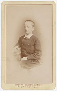 Portret van Jules Henri Wttewaall van Stoetwegen (1868-1953)