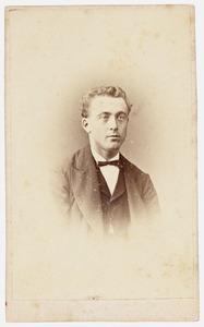Portret van M.F. Piepers
