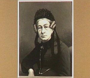 Portret van Jacoba Catharina Elisabeth van Oven, vrouw van Gerrit Jan Koopman