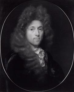 Portret van Godefridus Schalcken (1643-1706)
