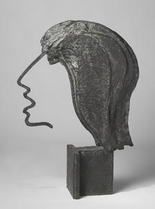 Portret van Hendrik Johannes Cruijff (1947- )