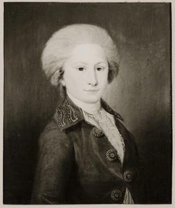 Portret van Arnold Willem Nicolaas van Tets (1771-1837)