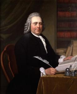 Portret van Pieter Teyler van der Hulst (1702-1778)