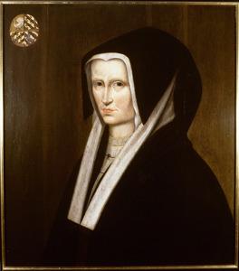 Portret van Mary Heynes (?-?)