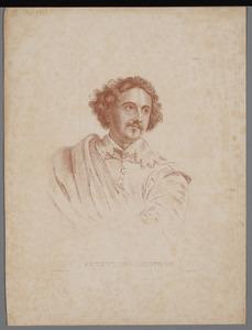 Portret van Pieter de Jode (1606-1674)