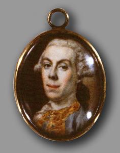 Portret van Adriaan Gevers Deynoot (1742-1795)