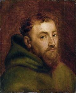 Portret van een onbekende monnik