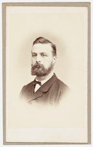 Portret van Alexander Rijk Petrus van Kinschot (1836-1924)