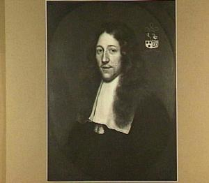 Portret van Jacob Maertensz. van den Velden (1630-1672)