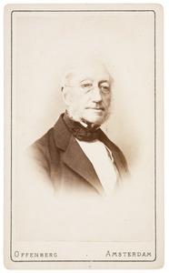 Portret van Engel Pieter de Monchy (1793-1883)