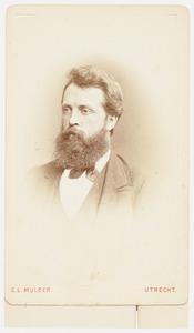 Portret van P.A. Kapteijn