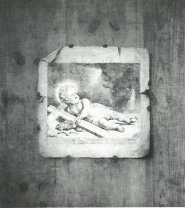 Het Christuskind rustend