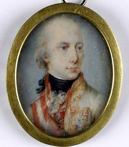 Portret van Frans I van Habsburg (1768-1835), keizer van Oostenrijk