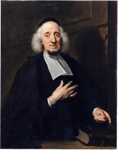 Portret van Jan Claus (1641-1729)
