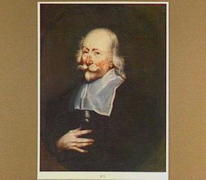 Portret van Sir Peregrine Hoby van Bisham Abbey