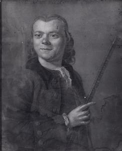 Portret van Jacobus van der Meer