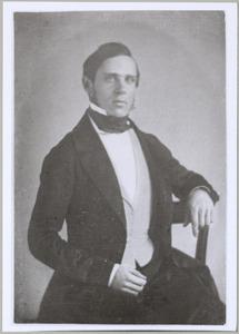 Portret van Conrad Wilhelm von Weiler (1825-1900)