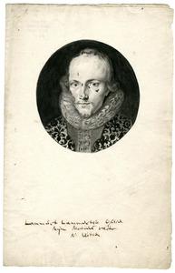 Portret van Lambert Lambertsz. Opsy (1583-1637)