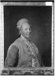 Portret van Helenus Willem van Leyden (1735-1795)