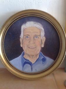 Portret van Willem Smit (1926-2012)