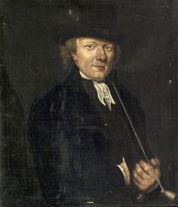 Portret van Everwijn Mispelblomme ( -1802)