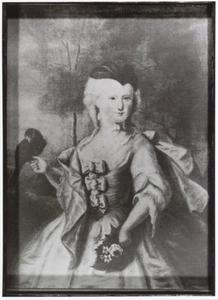 Portret van Johanna Maria Verbeet (1746-1766)
